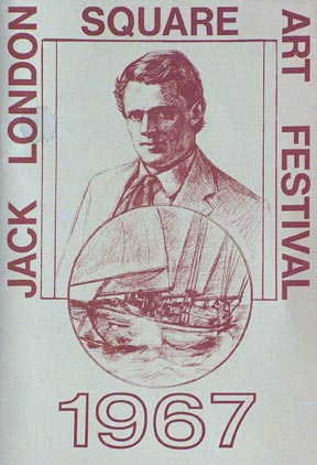 Jack London Square Art Festival Booklet 1967