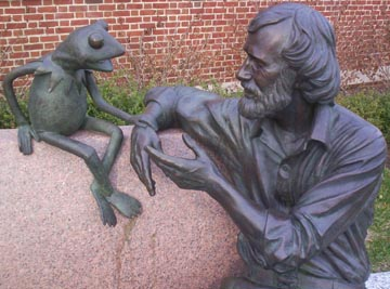 Kermit and Jim Henson Memorial Memorial