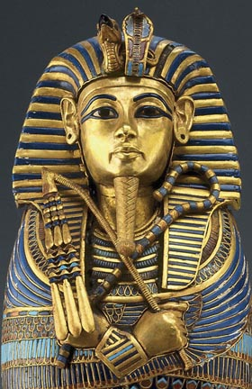 Coffinette for the Viscera of King Tut