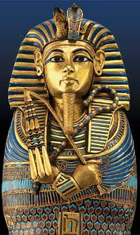 King Tut Visceral Coffin