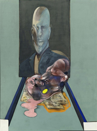 Francis Bacon Tryiptych 1976 Right