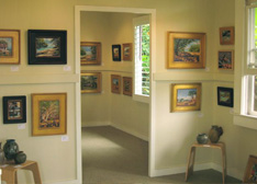 Banana Gallery Interior
