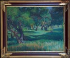 Ruth M Bennett Wooded Pasture Thumbnail