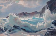 George Bickerstaff Sea Spray Thumbnail