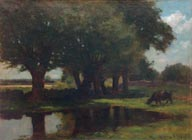John Appleton Brown Pastoral Pond