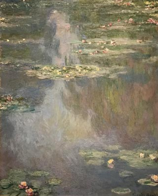 Claude Monet, Water Llilys, 1907 Private Collection