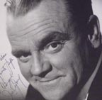 James Cagney black and white portrait midsized Thumbnail