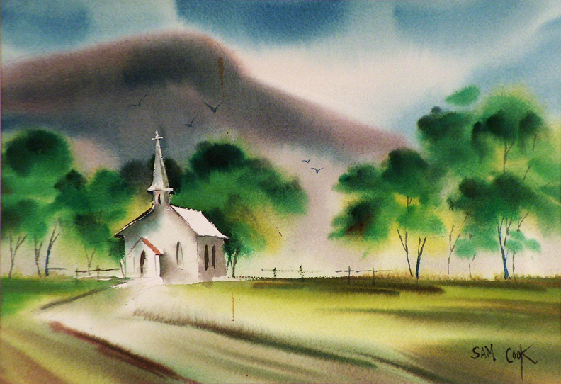 Sam Cook Country Church