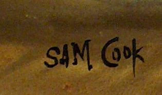 Sam Cook Side Track Signature