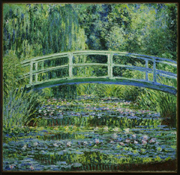 Claude Monet Giverny Bridge