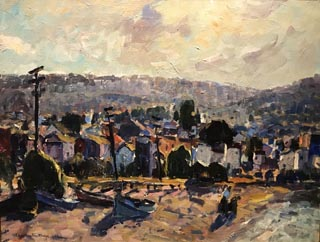 Before Sunset, 1920 Monterey Museum of Art