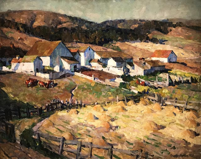 El Rancho Del Carmelo, (aka Hatton Ranch), 1920 Monterey Museum of Art, Robert J Dwyer Trust