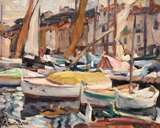 Silver Morning, St. Tropez, c1924-27 Monterey Museum of Art