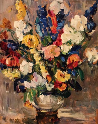 Still Life Bouquet, 1926 Monterey Museum of Art
