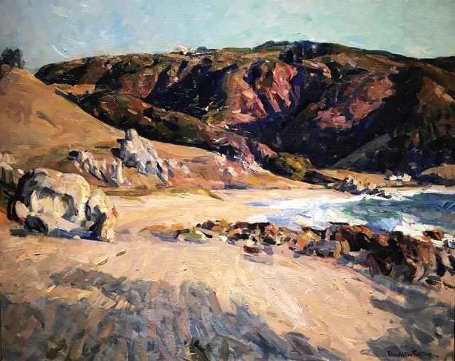 The Lonely Shore, c1918 Collection of W. Donald Head