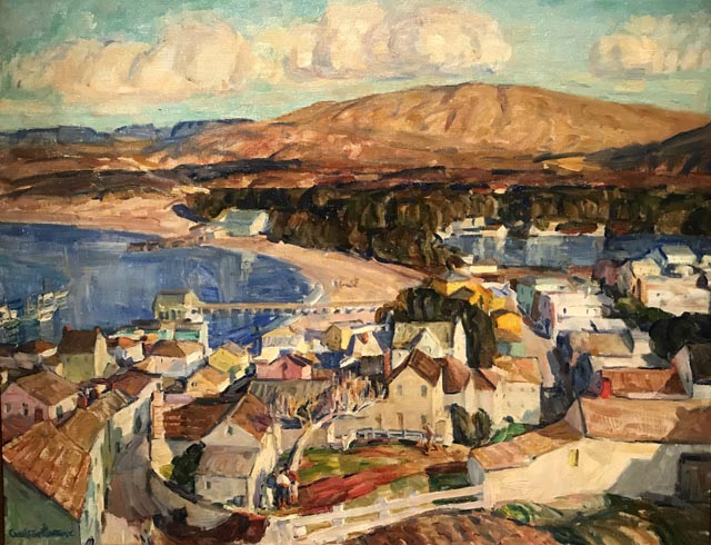 Untitled (Monterey), late 1920's Private Collection. courtesy of Kelley Gallery, Pasadena