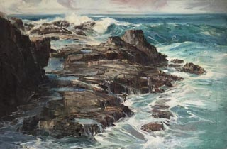 Caspar Point II Joshua Meador