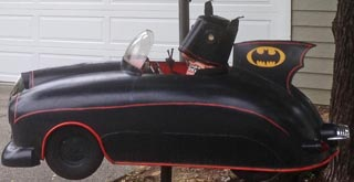 Patrick Amiot Florence Ave Batmobile