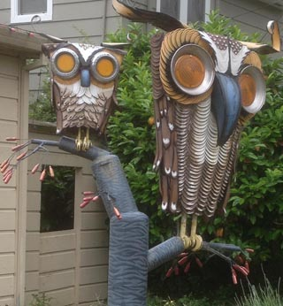 Patrick Amiot Florence Ave Owls