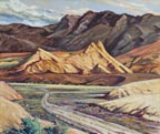 James Russell Ford Death Valley Thumb