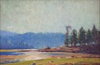Victor Clyde Forsythe River Reflection Thumbnail