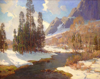 Jack Wilkerson Smith Lingering Snow