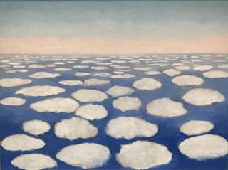Above the Clouds, 1962 Georgia O'Keeffe