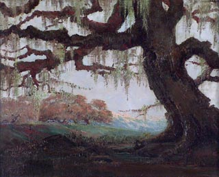 Early Spring Oil on canvs, 16 x 20 Grace Allison Griffith, 1885-1955