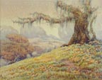 Grace Allison Griffith California Oak and Sheep Thumbnail