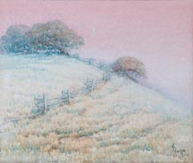 Grace Allison Griffith Landscape at Twilight Midsized Thumbnail