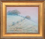 Grace Allison Griffith Landscape at Twilight 1937 Thumbnail