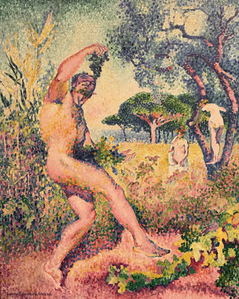 Henri Edmond Cross Wildlife