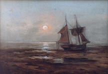 Nels Hagerup Beached Schooner Midsized Thumbnail