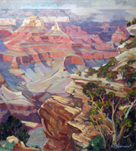 Carl Hoerman Grand Canyon Midsized Thumbnail