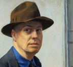 Edward Hopper Self Portrait Thumbnail