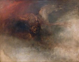 JMW Turner The Fall of Anarchy