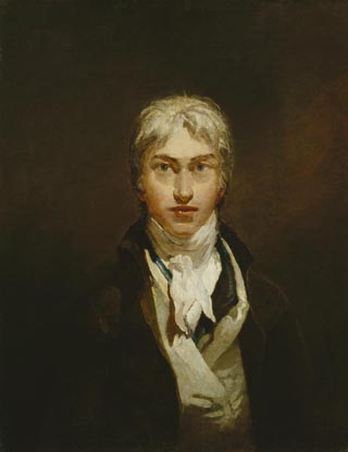 JMW Turner Self Portrait