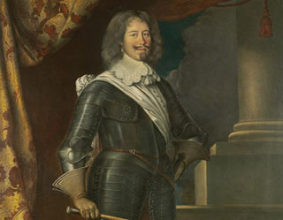 Portrait of the Comte de Treville, 1644 Private Collection
