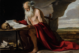 Saint Jerome, 1642-1643 Private Collection