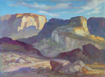 Emilio Lanzi Canyon Sunset Midsized Thumbnail