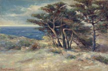 Bertha Stringer Lee Carmel by the Sea Midsized Thumbnail