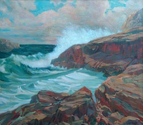 Harry Emerson Lewis Bodega Head Thumbnail
