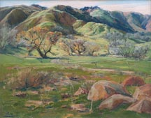 Ralph Love Foothills of Green
