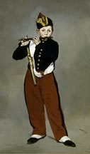 Edouard Manet The Fife Player
