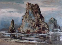 Joshua Meador Cliff Shapes Caspar