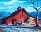 Joshua Meador The Red Barn Thumbnail