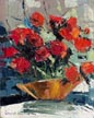 Joshua Meador Red Roses 10 x 8 Meador Family Collection