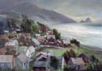 Joshua Meador Village By the Ocean thumb