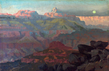 Ralph Davison Miller Grand Canyon 1905 Midsized Thumbnail