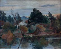 Peter Neilsen Farmhouse River Midsized Thumbnail